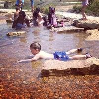Photo taken at Splash Pad by Amanda W. on 8/1/2012