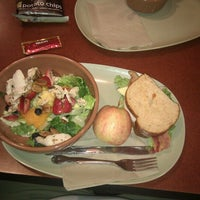 Photo taken at Panera Bread by Nicholas Niko B. on 6/10/2012