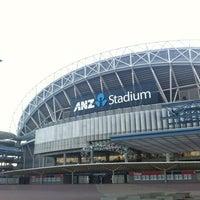 Photo taken at ANZ Stadium by AorPG R. on 5/15/2012