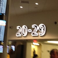 Photo taken at Gate 26 by Luiz G. on 5/1/2012