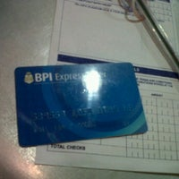 Photo taken at BPI Express by Iril Ian R. on 6/2/2012