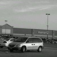 Photo taken at Walmart Supercenter by Tonya L. on 6/18/2012