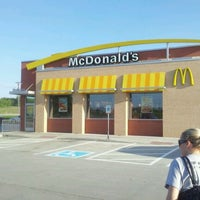 Photo taken at McDonald's by Zach P. on 5/9/2012