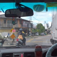 Photo taken at Guchil Bayam Intersection by Linda A. on 4/8/2012