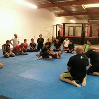 Photo taken at Miller Fitness Academy by Amanda S. on 6/15/2012