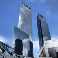 Photo taken at Time Warner Center by Christian O. on 5/23/2012