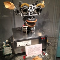 Photo taken at MIT Museum (Building N52) by Michiel R. on 6/11/2012