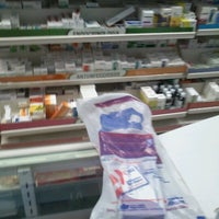 Photo taken at Farmacias del Ahorro by Aby S. on 6/30/2012
