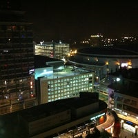 Photo taken at Aloft Charlotte Uptown at the EpiCentre by Mike C. on 4/20/2012