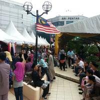 Photo taken at Sri Pentas / Media Prima by Ben T. on 9/11/2012