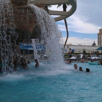 Photo taken at Grand Pool Complex Lazy River by Catherine S. on 8/20/2012