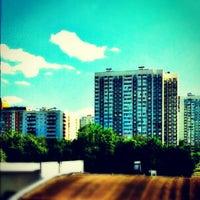 Снимок сделан в Автосалон на Беломорской, 40 (АВТОТРЕЙДИН) пользователем Alex Z. 6/21/2012