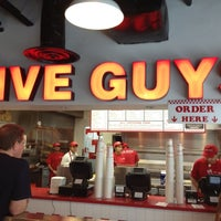 Photo taken at Five Guys by Billy M. on 8/6/2012