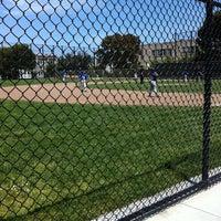 Photo taken at Upper Noe Recreation Center by Jamal B. on 5/6/2012