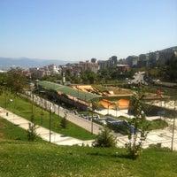 Photo taken at Kaplıkaya Cazibe Merkezi by Seckin G. on 9/2/2012