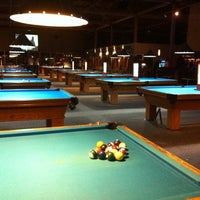 Photo taken at South First Billiards by Mike L. on 2/29/2012