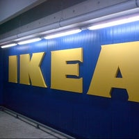Photo taken at IKEA by Diplan on 8/4/2012