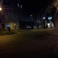 Photo taken at Sparkassaplatz by Anna Genial L. on 4/29/2012