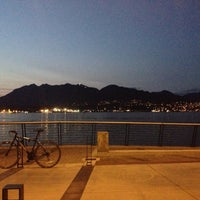 Photo taken at Mahony & Sons Burrard Landing by Christel B. on 7/22/2012