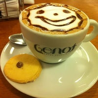 Photo taken at Genot Cafés Especiais by Alexandre S. on 5/25/2012