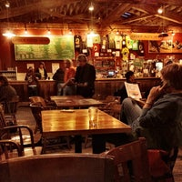 Photo taken at Lucky Labrador Brew Pub by Reid B. on 2/17/2012