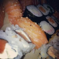 Photo taken at Sushi Ya San by Anderson P. on 7/5/2012