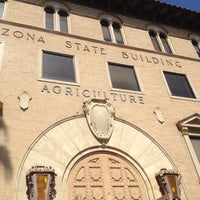 Photo taken at Arizona Dept Of Agriculture by Crow's D. on 3/1/2012