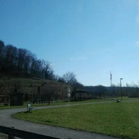 Photo taken at Barboursville Park by David B. on 3/3/2012