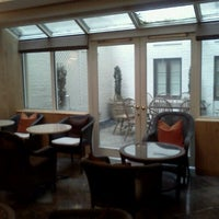 Photo taken at The Normandy Hotel by Tinu A. on 2/29/2012
