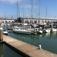 Photo taken at South Beach Marina by Sergey M. on 8/25/2012