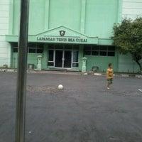 Photo taken at Kolam renang Bujana Tirta by Djefi F. on 3/17/2012
