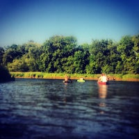 Photo taken at Fox River by Andrea R. on 6/9/2012