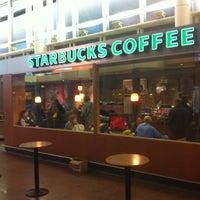 Photo taken at Starbucks by Serge D. on 3/2/2012