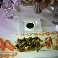 Photo taken at Butterfly Sushi Bar & Thai Cuisine by Danny C. on 6/9/2012
