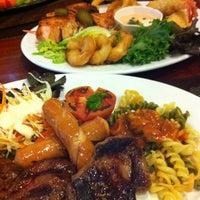 Photo taken at Chokchai Steak House by Mantana N. on 8/4/2012