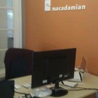 Photo taken at Macadamian by Grigori E. on 8/7/2012