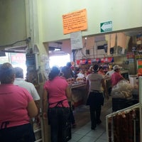 Photo taken at Carnes Frias Gonzalez by Juan R. on 8/17/2012