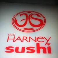 Photo taken at Harney Sushi by Wil Willie-Kai P. on 6/16/2012