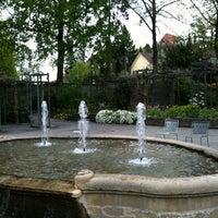 Photo taken at Rosengarten by Tetsuo H. on 5/1/2012