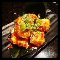 Photo taken at Sushi by H by Steven C. on 7/26/2012