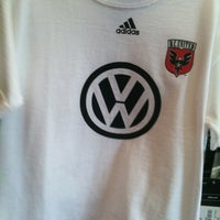 Photo taken at D.C. United Team Store by Ben on 6/30/2012