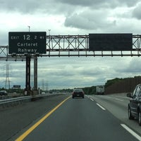 Photo taken at New Jersey Turnpike - Port Reading by Matt H. on 6/4/2012