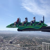Photo taken at Xscream - Stratosphere by Taeheum Y. on 5/14/2012