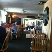 Photo taken at Brass Compass Cafe by Scott M. on 6/21/2012