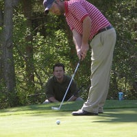 Photo taken at Sequoyah State Park Golf Course by TravelOK on 6/4/2012