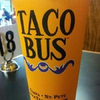Photo taken at Taco Bus by Caroline H. on 9/6/2012