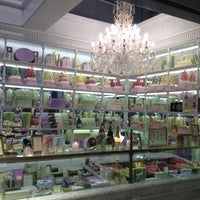 Photo taken at Ladurée Milan by Andrea M. F. on 3/10/2012