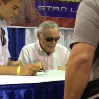 Photo taken at Donald E Stephens Convention Center by Michael D. on 8/10/2012