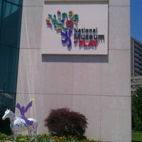 Photo taken at Strong National Museum of Play by Sarah L. on 6/10/2012
