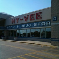 Photo taken at Hy-Vee by Susie N. on 6/14/2012